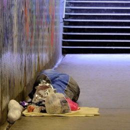 The national disgrace of homelessness